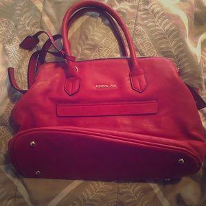 Red London Fog bag